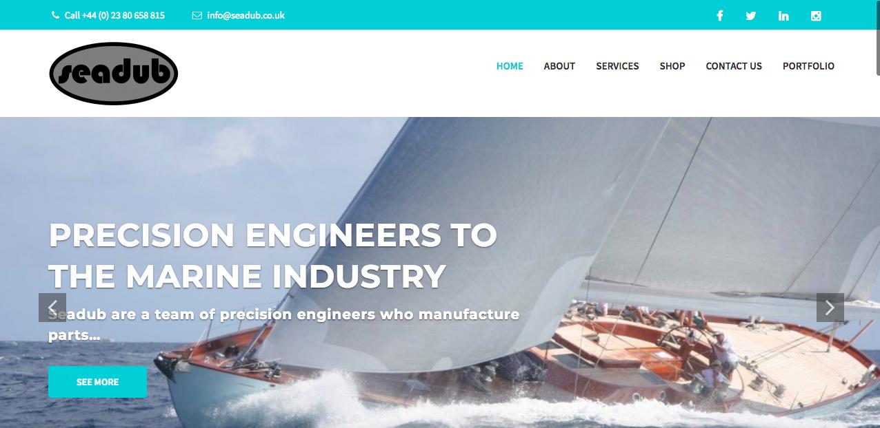 Seadub Website