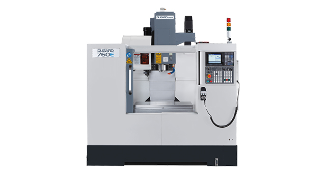Dugard 760E Vertical Machining Centre