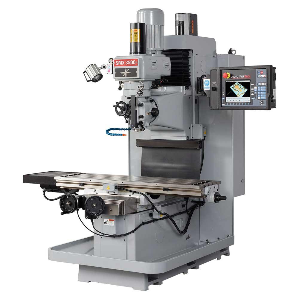XYZ – SMX3500 CNC