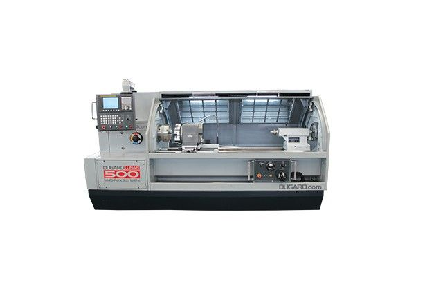 Dugard Lunan 500MF CNC Lathe with Siemens Shopturn control